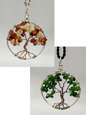 Class: Gemstone Tree of Life, 9:00am-12:30pm
