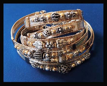 Class: Exotic Bali Ha'i Bracelet, 12:45pm-6:00pm