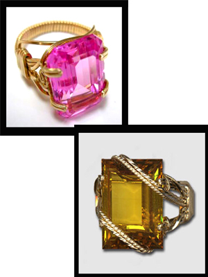 Class: Ladies Prong Ring, 1:00pm-6:30pm