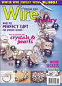 Step by Step Wire Jewelry Magazine Cover